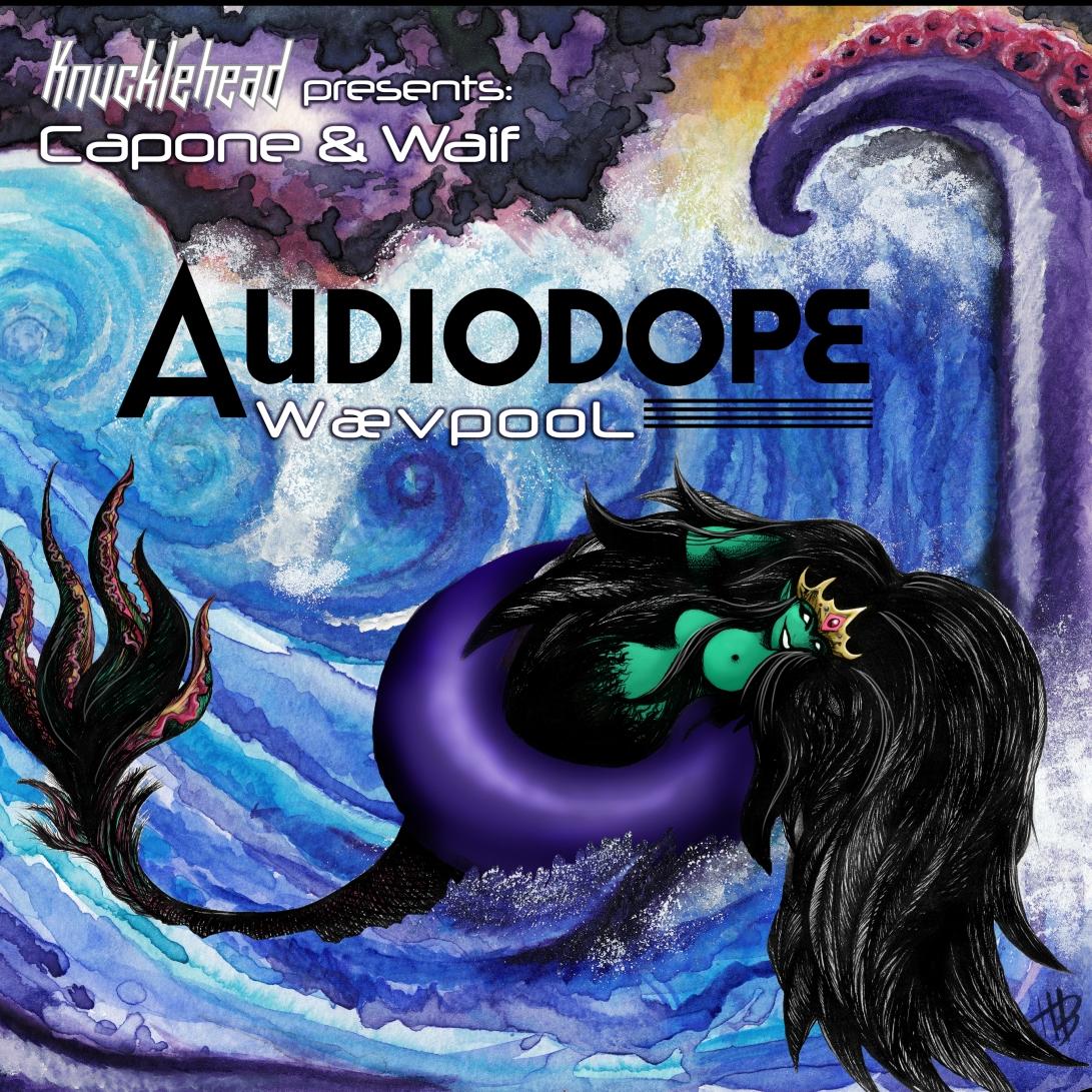 AudioDopeCover_PortfolioV
