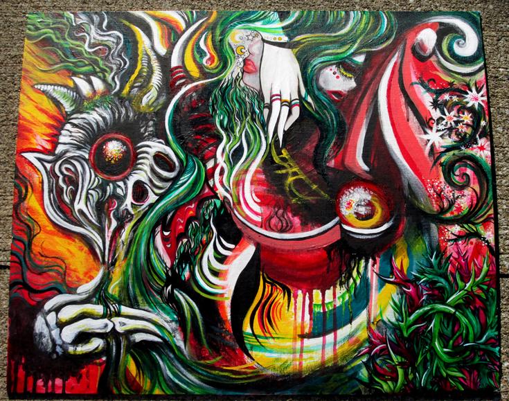 Senses by Holly Zezu