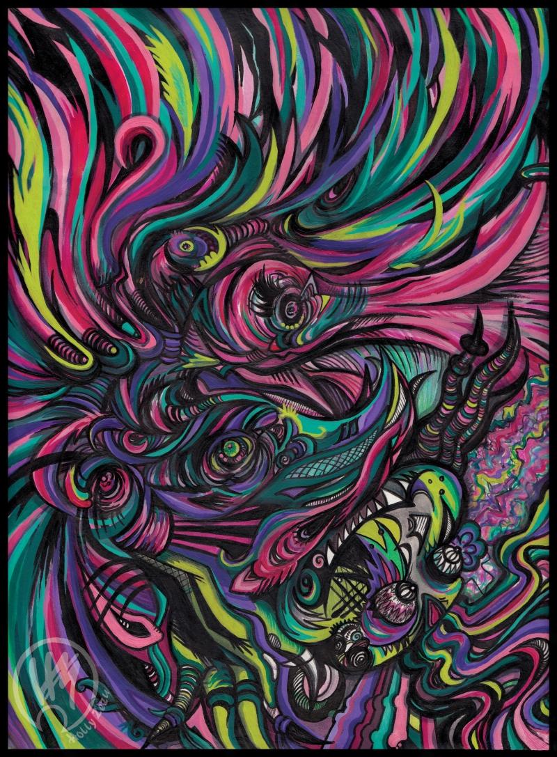 holly zezu artwork